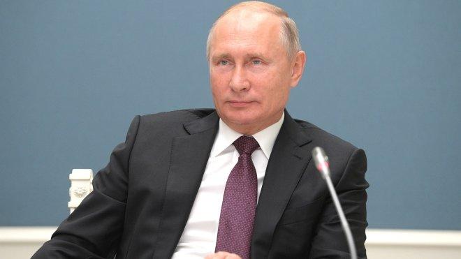 Путин распорядился одобрить …