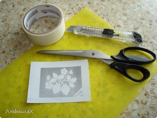 Мастер-класс Вырезание Трафареты Как я это делаю  фото 1