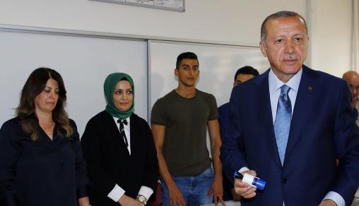 В Турции огласили первые данные с избирательных участков: лидирует Эрдоган