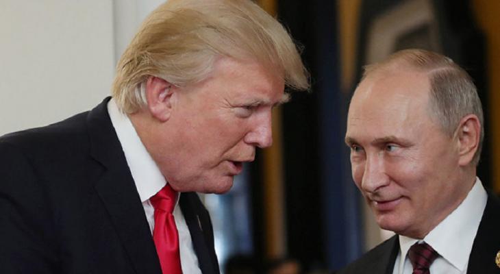 """""""Не буду спорить"""": Трамп выступил с неожиданным заявлением после встречи с Путиным"""