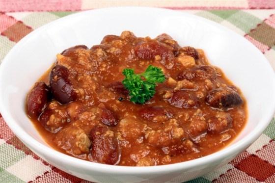 Пикантная острая закуска из красной фасоли