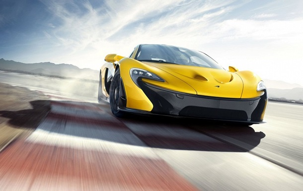 McLaren построит гибридный суперкар с карбоновым кузовом