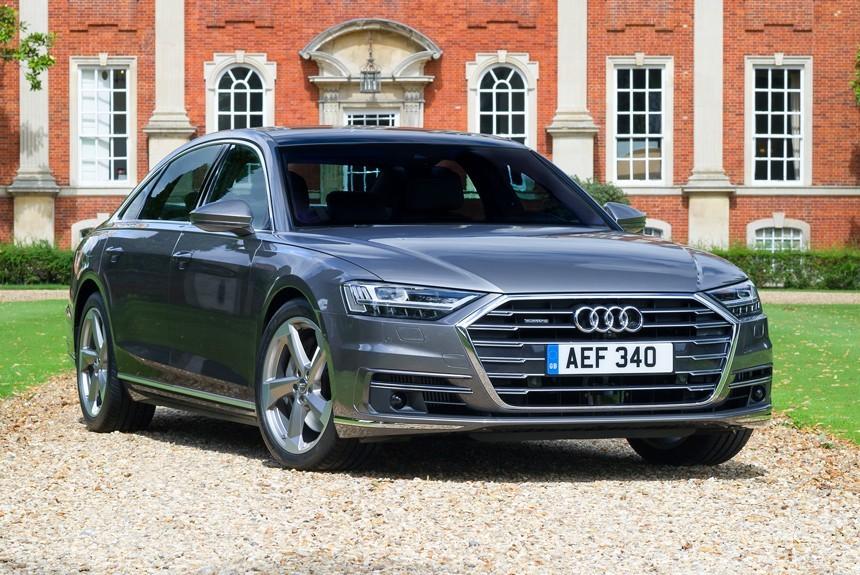 Audi A8 в России: один двига…