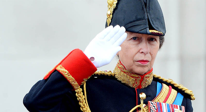 Принцесса Анна в 68 лет стал…