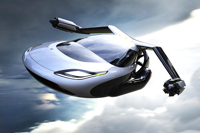 Terrafugia в октябре начнет принимать заказы на первый в мире летающий автомобиль