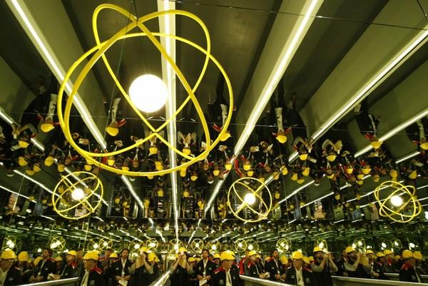 Днепросталь – металлургический завод с музеем современного искусства
