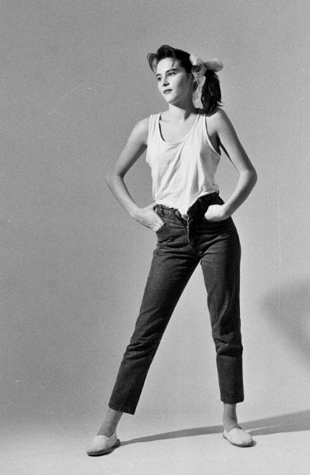 А вы узнаете? Редкие фото 16-летней Мелании Трамп на заре ее модельной карьеры