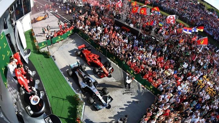 Formula 1 Гран-при Венгрии. Все в руках Pirelli