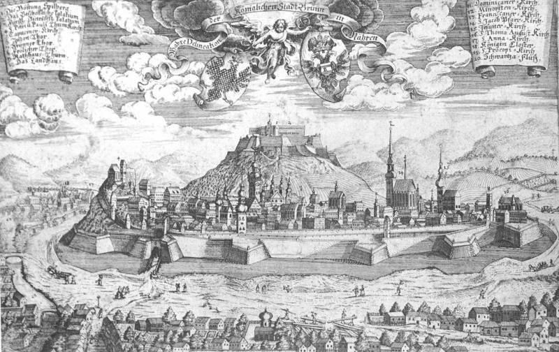 Осада города Брно: почему часы бьют полдень в одиннадцать…