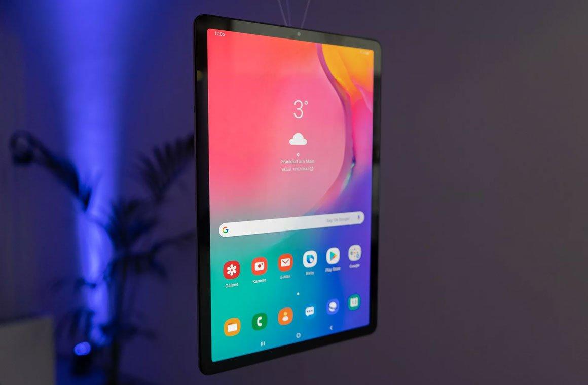 Компания Samsung представила свой самый тонкий планшет Galaxy Tab S5e