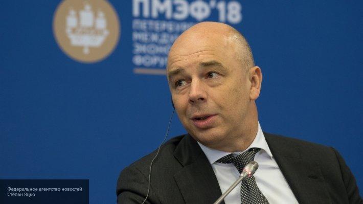Силуанов объяснил, сколько бы стоил доллар США вне бюджетного правила