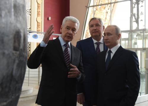 Путин решил преобразить Росс…