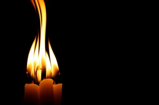 Вечный огонь....