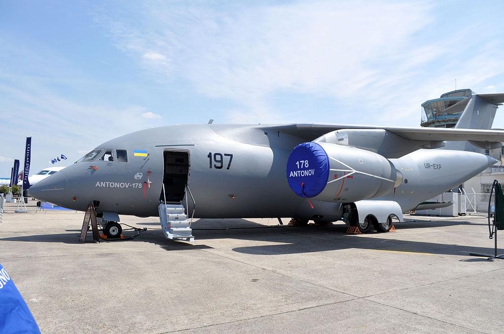 Украина отгрузит крупную партию самолётов Ан-178 в Китай