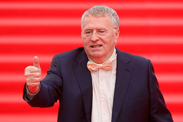 Жириновский по совокупности заслужил звезду Героя