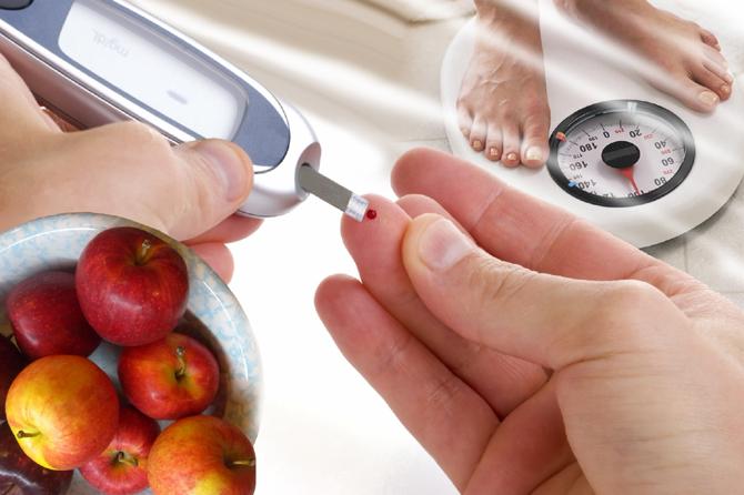 Общее в подходах к питанию при диабете 1-го и 2-го типа