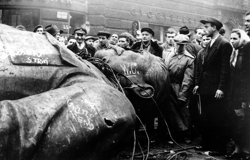 Укрощение будапештского «майдана»