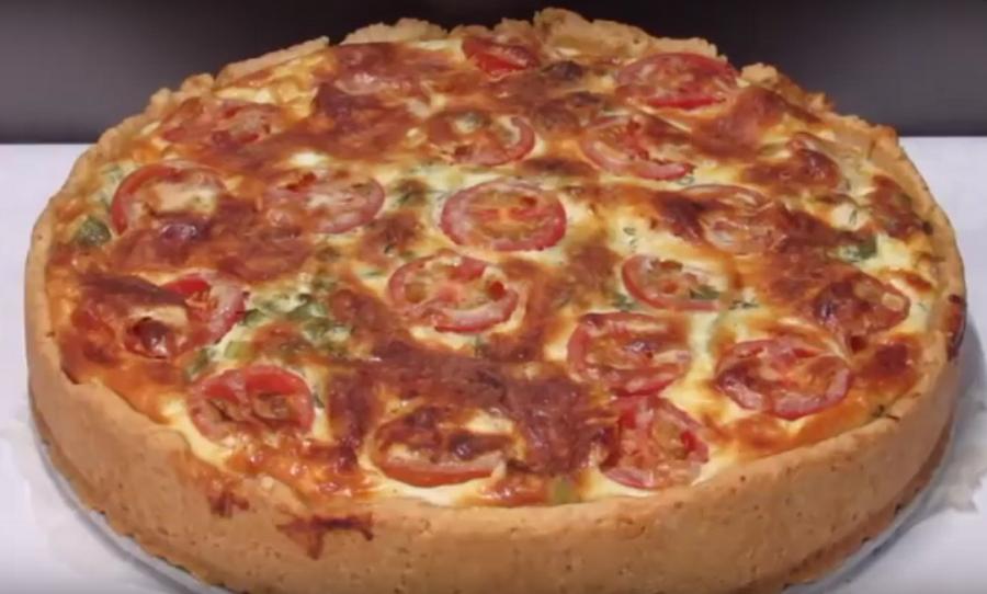 Этот вкуснючий пирог с мясом вы обязательно захотите приготовить