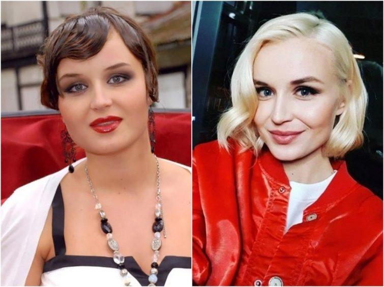 Как выглядели певицы в начале своей карьеры и как они выглядят сейчас