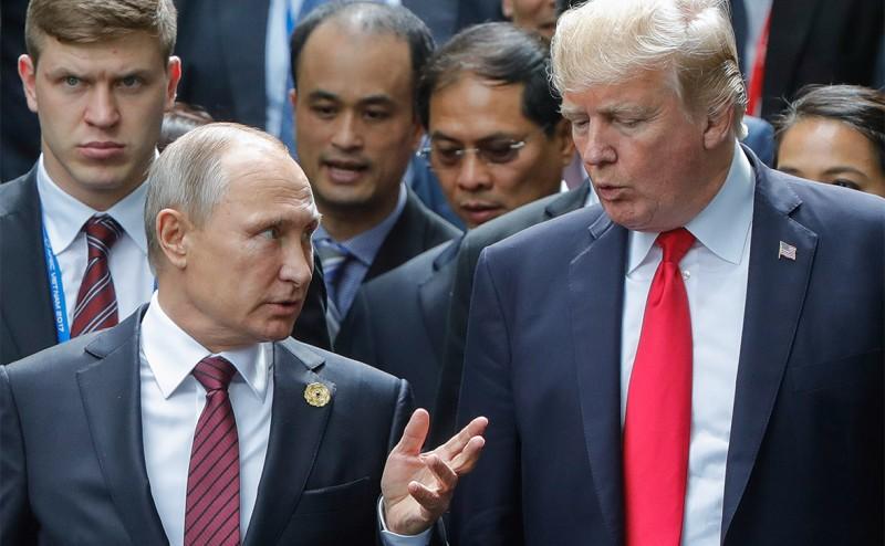 Зачем Трамп приглашает Путин…