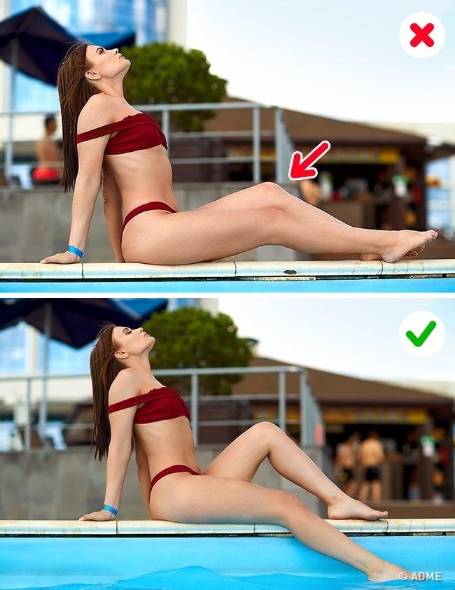 12 ошибок, из-за которых мы не получаемся на пляжных фото