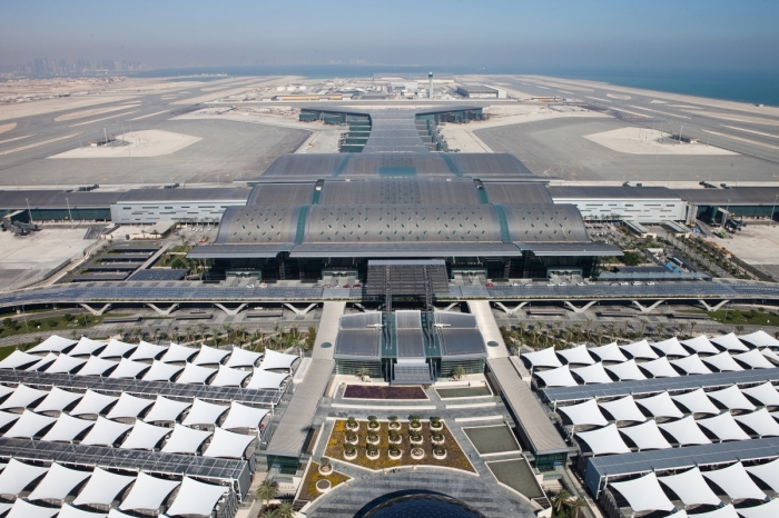 Hamad Airport Доха, Катар