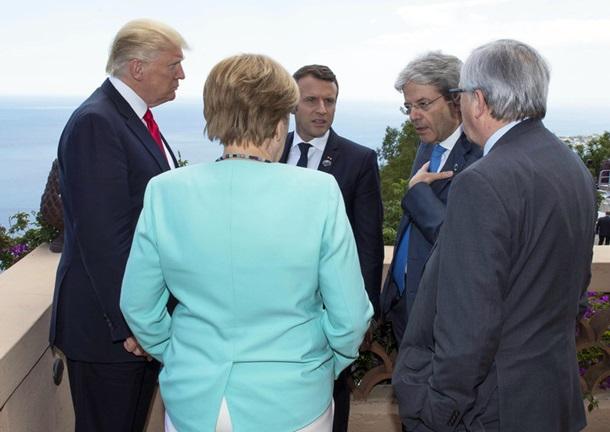 Европа в растерянности