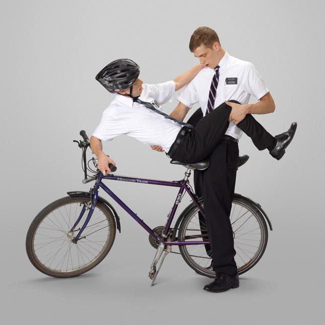 Поза миссионер это как
