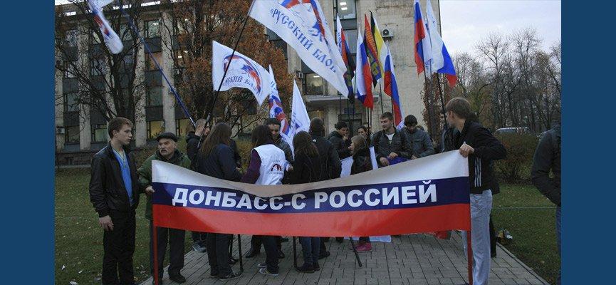 """Возможна ли """"реинтеграция"""" Донбасса? Да - но только в Россию!"""