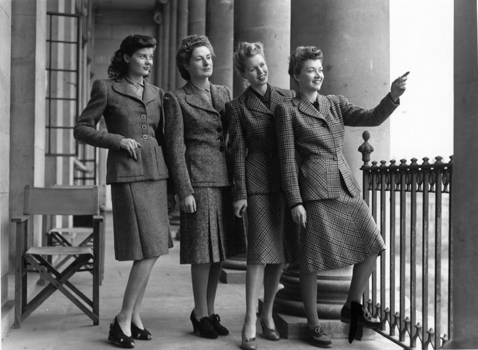 Модные порождения Второй мировой войны, которые по-прежнему популярны сегодня