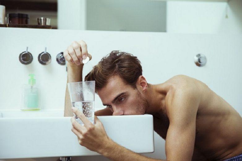 Как сделать шипучку от похмелья