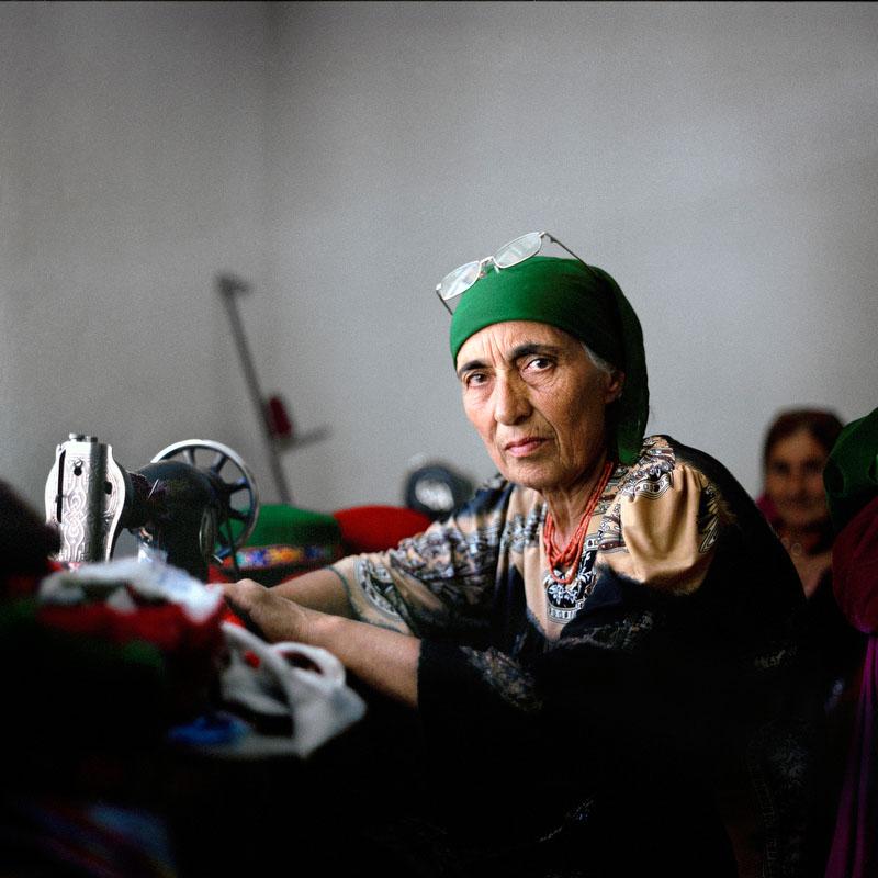 Как живут женщины Таджикистана