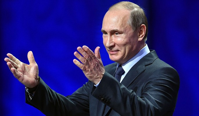 Путин протянул руку утопающей Украине