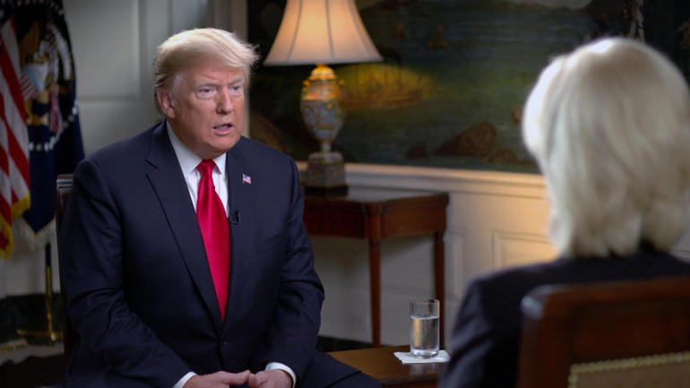 """Трамп заявил, что он """"очень …"""