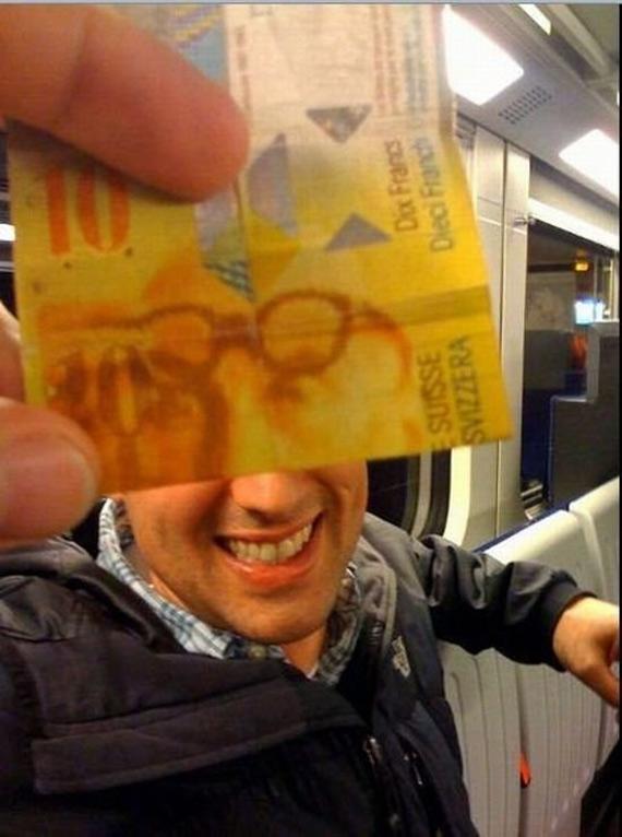 Money Faces (18 фото)