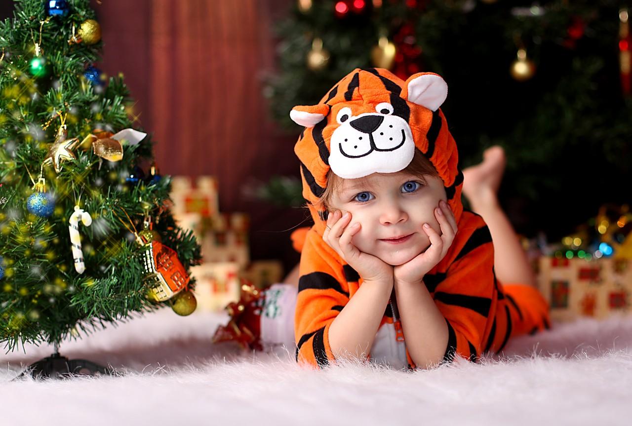 Карнавальные костюмы для малышей - идеи к празднику