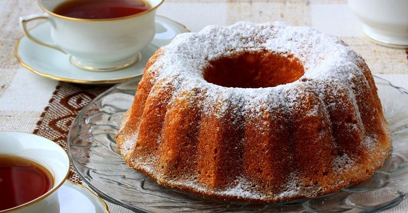 Кекс «Серебряный ярлык» — удивительно вкусная выпечка, которая просто тает во рту!