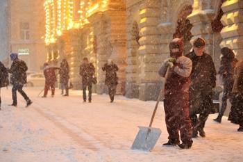 Синоптики: Москву сегодня накроет метель