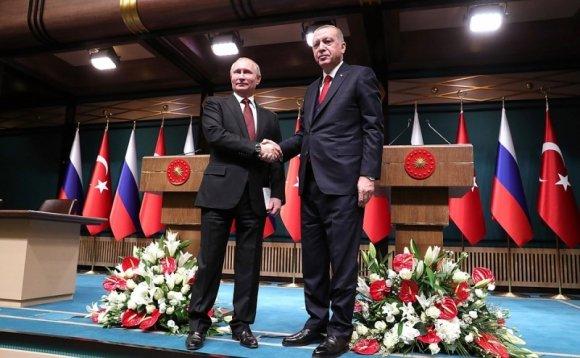 Эрдоган: Путин и я – самые опытные в Генассамблее ООН