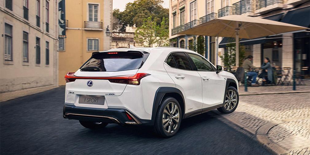 Lexus выведет на рынок первы…