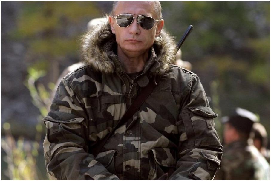 Путин не дает покоя Америке - ни как глава государства, ни... как мужчина!