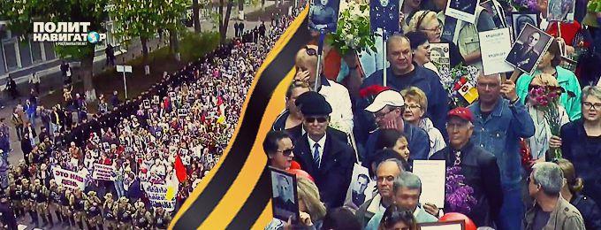 В Одессе тысячи горожан вышл…