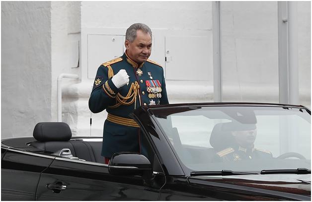 Шойгу – главный герой России…