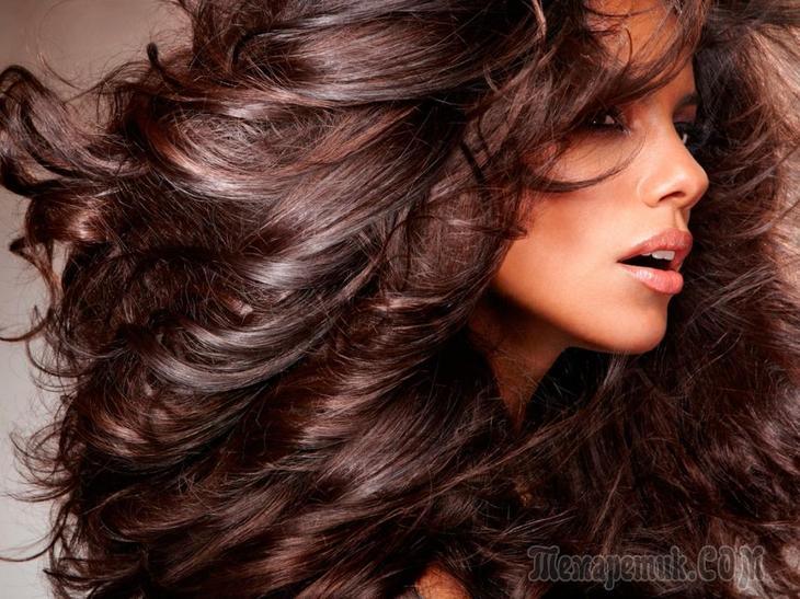 Способы и средства для придания объема тонким волосам