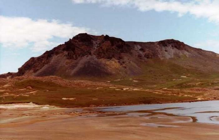 Кергелен - островной архипелаг в южной части Индийского океана.