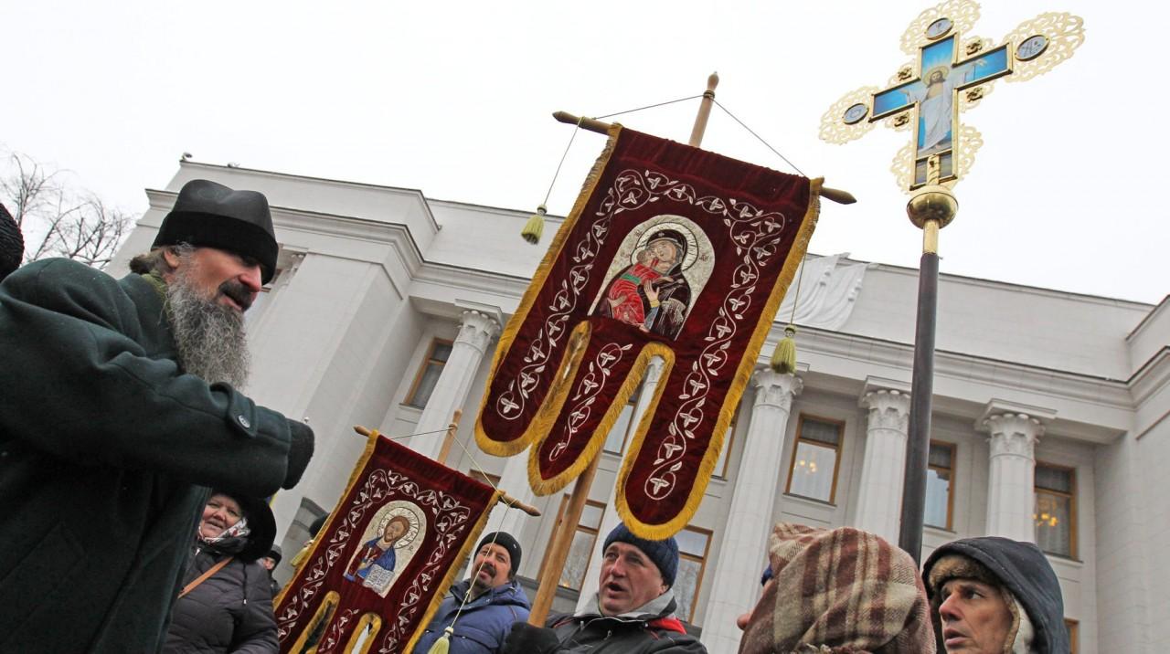 Украина на пороге новой гражданской войны. Теперь по религиозным причинам