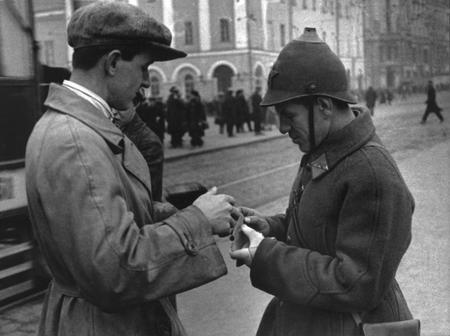 Как жестокий сталинский режим казнил инвалидов. 1933 г.