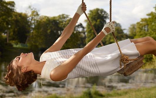 Коко Шанель : Мода витает в воздухе
