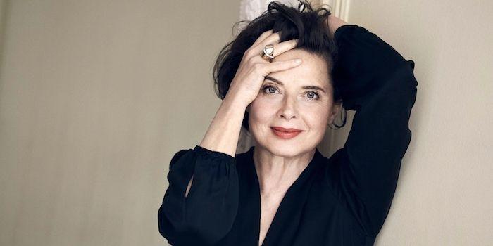 Изабелла Росселини: как оставаться прекрасной в возрасте 60+