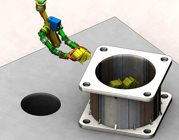 Уникальный «робот-атомщик» от Росатома
